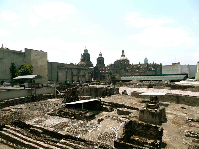 Ruinas-del-Templo-Mayor