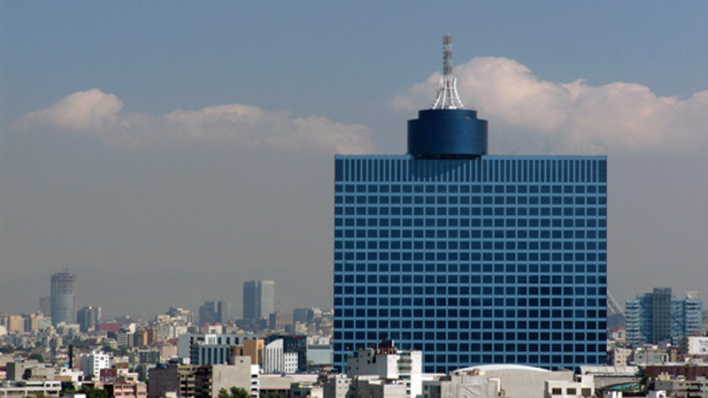 Mexico City, World Trade Center - Photo by SECTUR