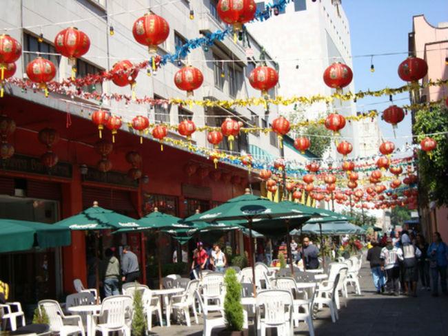 Barrio Chino de df